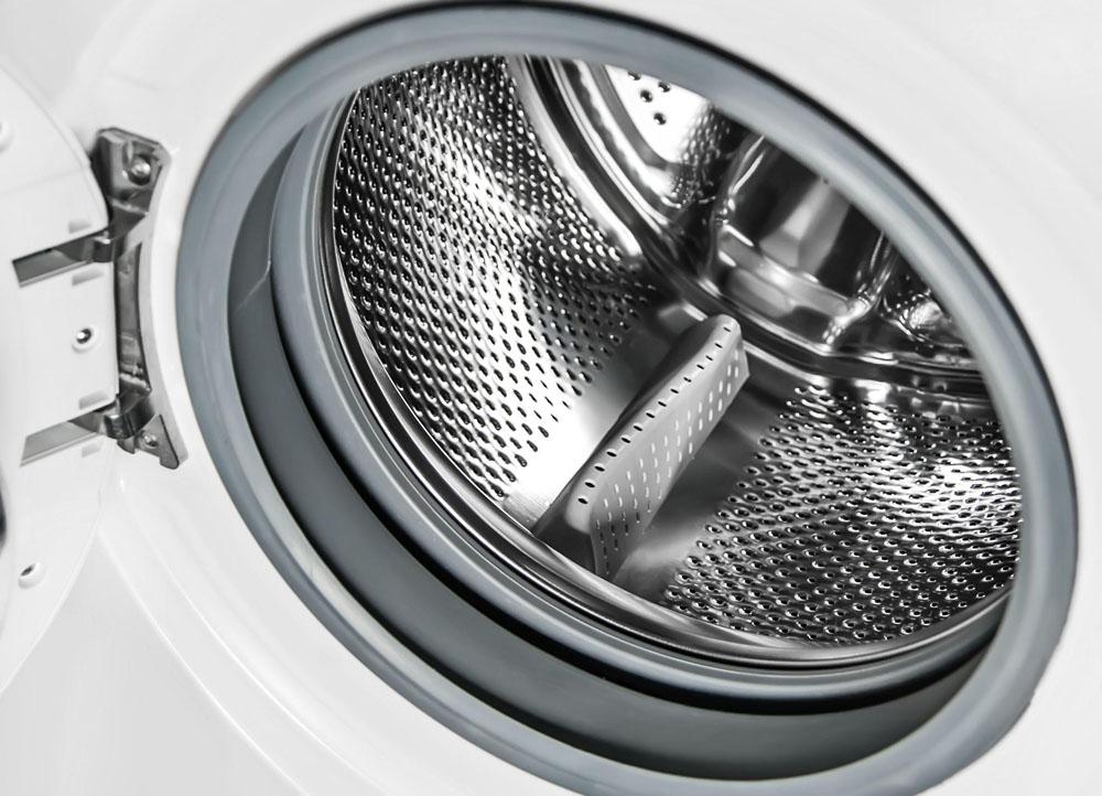Как очистить стиральную машину от накипи в домашних условиях
