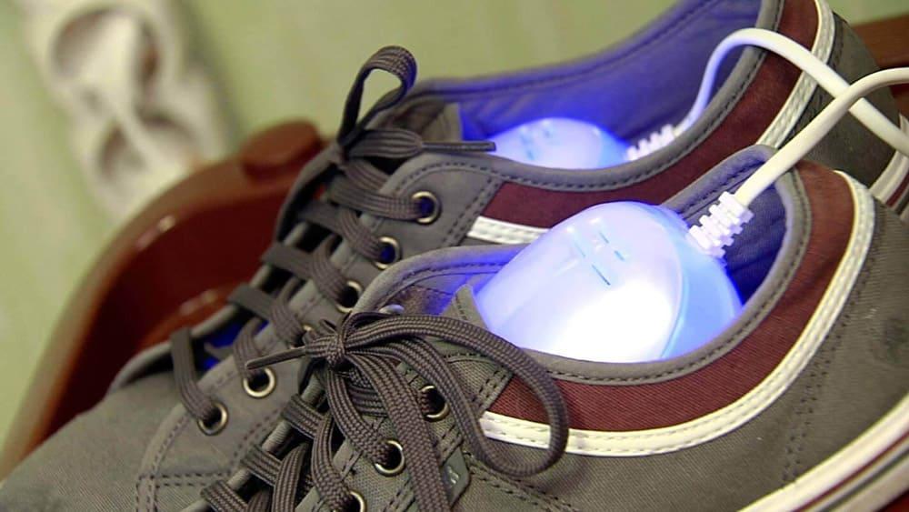 Электросушилка для обуви
