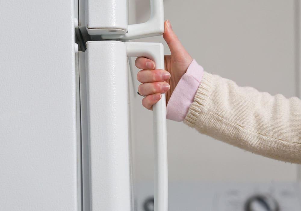 Разгерметизация дверцы