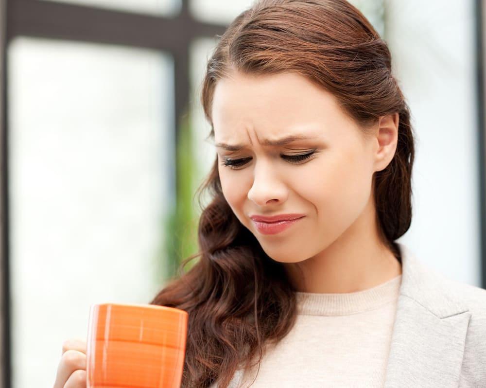 Плохой вкус кофе