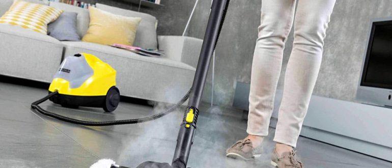 Пароочиститель для уборки
