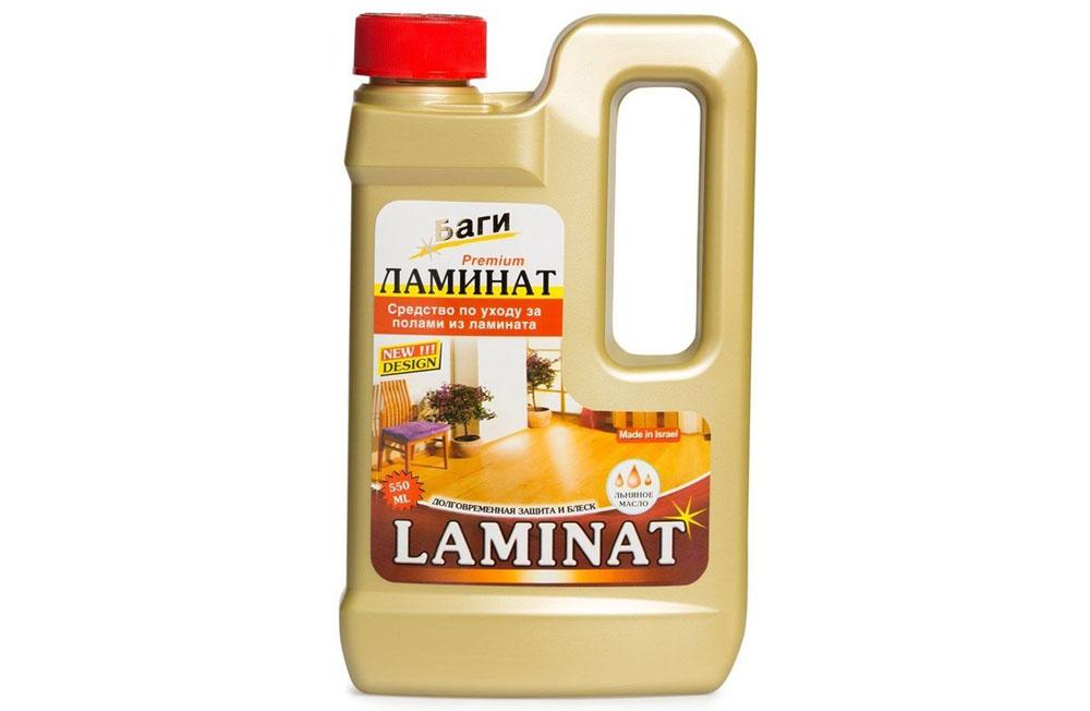 Баги Ламинат