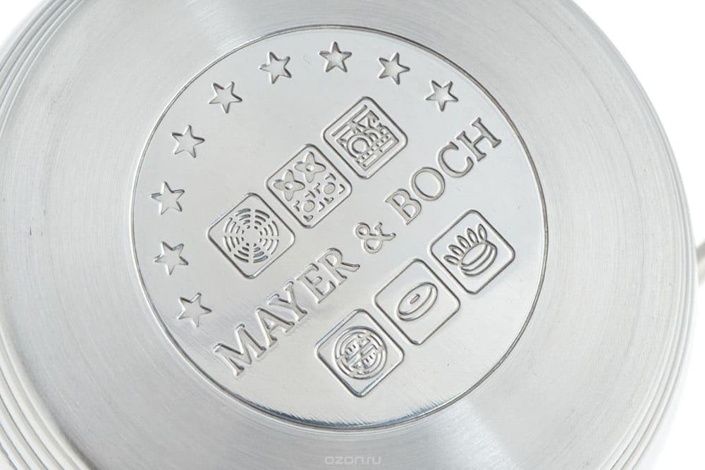 Маркировка на посуде