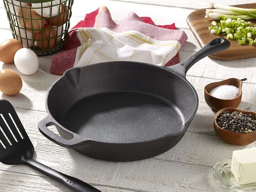 Как прокалить сковороду перед использованием