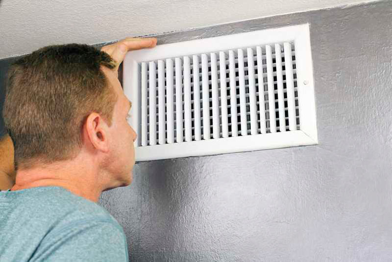 Проверка вентиляции