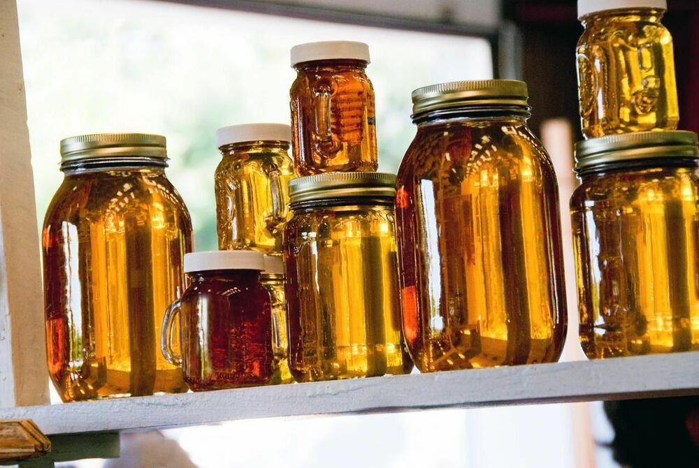 Домашнее хранение меда
