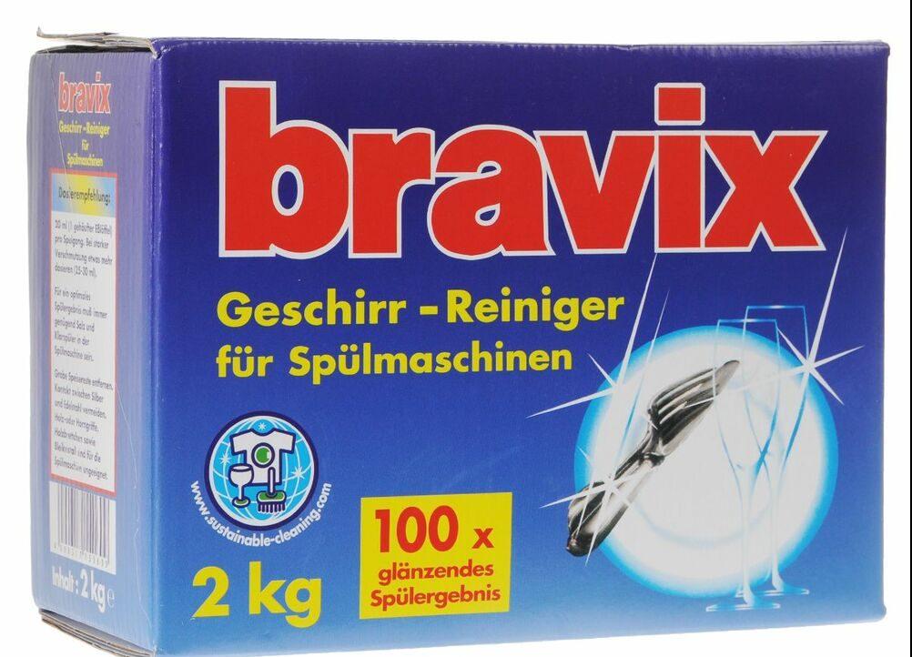 Bravix для посудомоечных машин