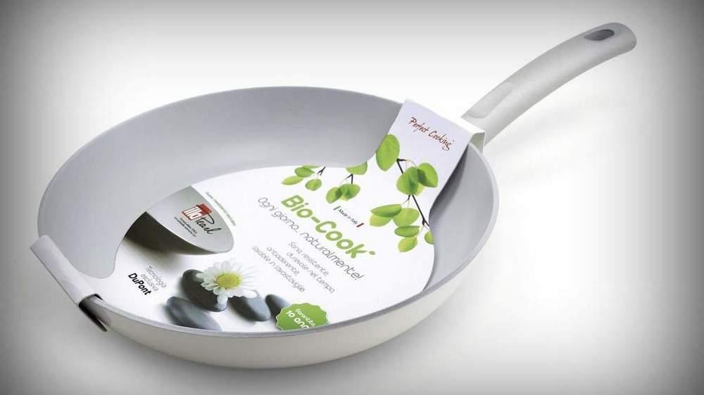 Керамические сковороды фирмы Био кук