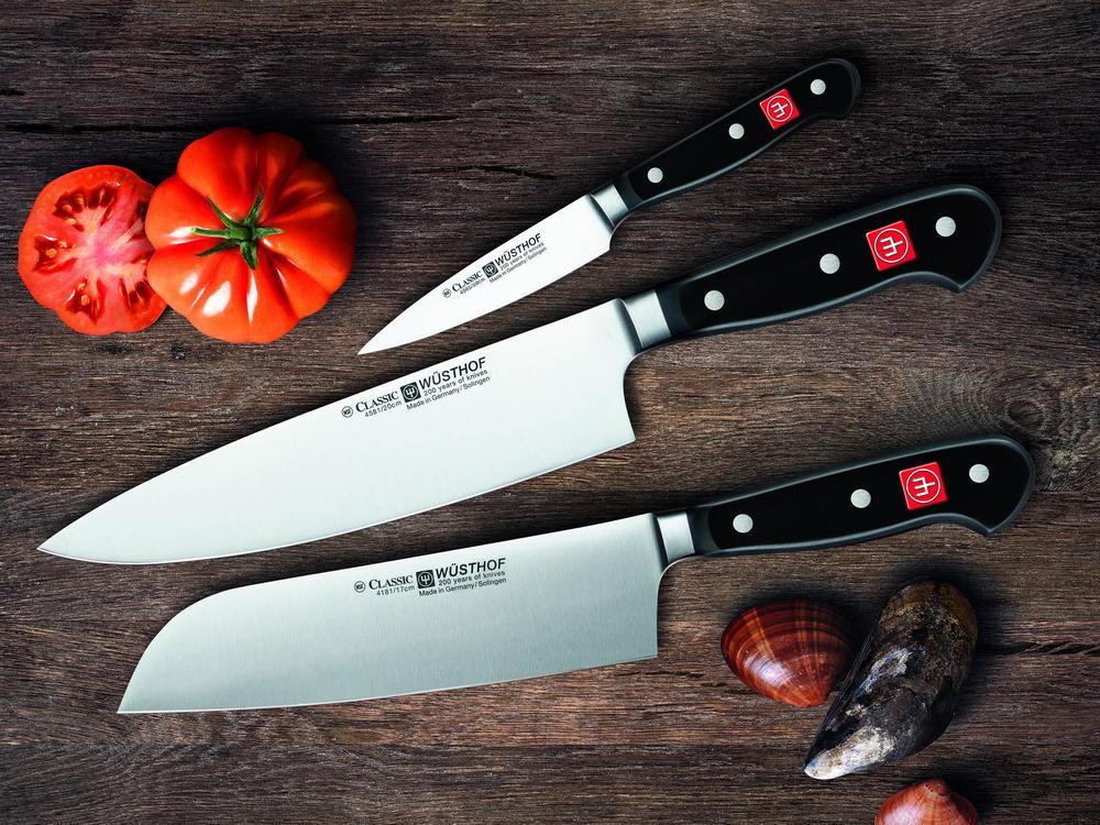 Выбор качественного ножа